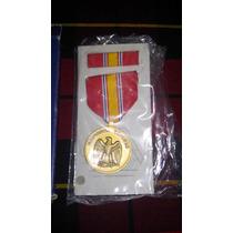 Medalla De La Defensa Nacional Usa En Caja Original