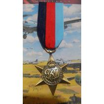 Medalla Estrella 1939-1945 Británica Segunda Guerra Réplica