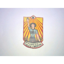 Escudo Scout De México De Los Años 70