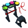 Set De Bateria Electronica Infantil Kids Fun Reproduce Mp3