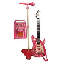 Kit Guitarra Infantil Instrumentos Musicales!!!