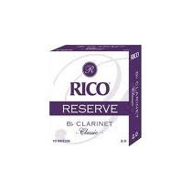 Canas Clar. Sib 3 1/2 Rico Reserve Mod Csrr3-1/2(5)
