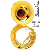 Silvertone Tuba Sousafon (si B ) Embolos Cupronickel Slss007