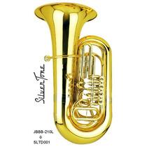 Silvertone Tuba De Pecho ßb ( Si B ) 3/4