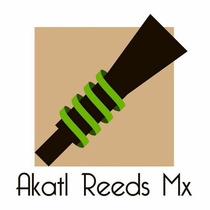 Fagot Herramienta Para Hacer Cañas Akatl Reeds Mexico