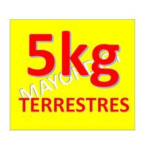 Guias Prepagadas Terrestres 5kg Envio A Toda La Republica