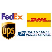 Envío Internacional A Estados Unidos Aéreo Ups Fedex Dhl