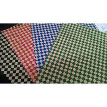 Papel Grado Alimenticio Color Cafe 25x35cm