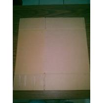 Cajas De Carton (paquete De 10 Cajas)