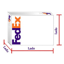 Guías Electronicas Fedex 30kg. $250