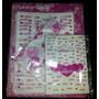 Bolsas De Plastico Boutique / Para Bisutería, Recuerdos,
