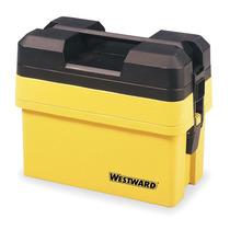 Caja Portátil De Herramientas Plástico Rojo 16-1/4 Westward