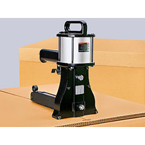 Engrapadora Neumatica Para Cajas De Carton Triple Corrugado