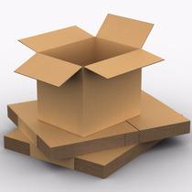 Caja De Cartón Corrugado