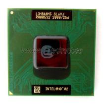 Procesador Intel® Celeron® 2.00 Ghz, 256k Cache, 400 Mhz