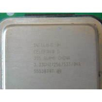 Procesador Celeron D 3.33 Socket 775