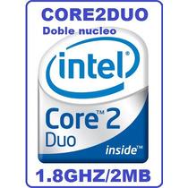 Core2duo E4300 1.8ghz/2m/800 Doble Nucleo Fisico Poderoso