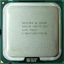 Procesador Core 2 Duo E8400 3.0 Ghz, 6 Mb Cache, 1333 Mhz