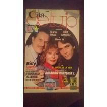 Silvia Pinal, Raul Ramirez, En Fotonovela Cita De Lujo(1982)