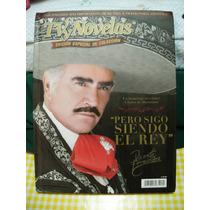 Especial Tv Y Novelas, Vicente Fernandez, Su Historia Fotos