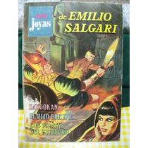 Especial Super Joyas De Emilio Salgari, Sandokan 3 Distintos
