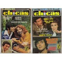 Marga Lopez, Jaqueline Andere, Valentin Trujillo Fotonovela