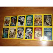 Antigua Coleccion National Geographic Años 1982,1983,1986