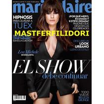 Lea Michele Glee Revista Marie Claire Mexico Septiembre 2013