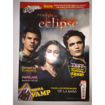 Revista The Twilight Saga Eclipse Op4
