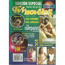 Revista Tv Y Novelas Núm. 94 En La Portada Acapulco 94