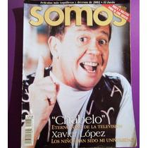 Revista Somos Especial Chabelo-envio Gratis Por Correo Regis