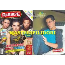 Alfonso Herrera Revista Rebelde Rbd Junio# 11-2006 Poncho