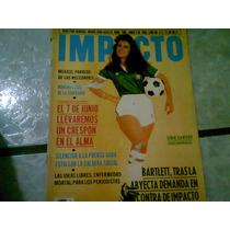 Lina Santos En: Revista Impacto.(mundial Mexico