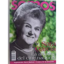 Revista Somos Sara Garcia Artistas Del Cine Mexicano