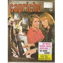 Ana Martin Y Ricardo Cortes En: Fotonovela Capricho (1975).