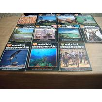México Desconocido Paquete De Revistas 1983-1993