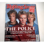Revista Rolling Stone The Police Julio 2011