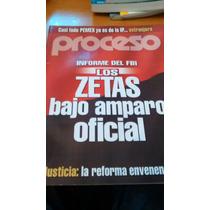 Revista Proceso 2 Marzo 2008 Los Zetas Bajo El Amparo Oficia