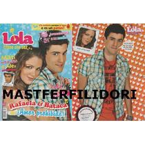 Luis Gerardo Mendez Soraya Gomez Revista Lola Erase Una Vez