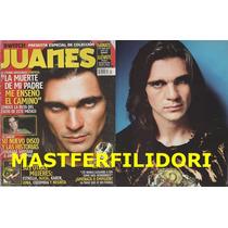 Juanes Edicion Especial Revista Switch De 2004