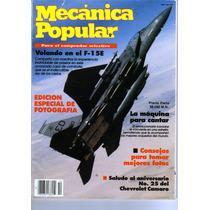 Revista Mecánica Popular # 45-10 Edición México Año 1992