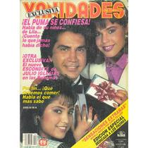 Jose Luis Rodriguez El Puma En Revista Vanidades