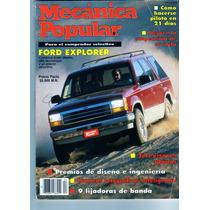 Revista Mecánica Popular # 45-4 Edición México Año 1992
