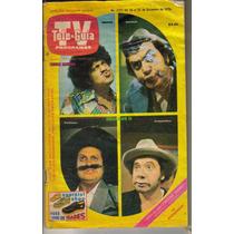 Tele-guia. En Portada. Eduardo Manzano (1976) $75.00