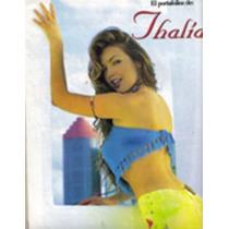 Thalia: Su Portafolios. En Revista Tv. Notas. (años Noventa)