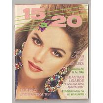 Lucero Lucerito En Revista 15a20 De Mzo 1993 Hlw