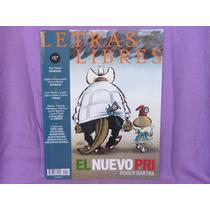 Letras Libres, Vuelta, México, Año Xiv, Núm. 157, 2012.
