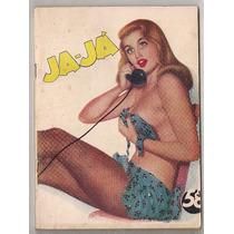 Revista México Ja Ja Pin Up Al Moore Chica Teléfono 1950