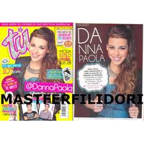Danna Paola Revista Tu Noviembre De 2013 Mn4