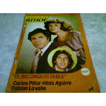Fotonovela De Amor:carlos Piñar,hilda Aguirre,fabian Lavalle